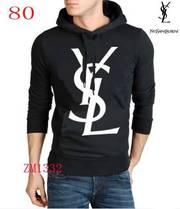 Wholesale Yves Saint Laurent YSL Men's Hoodie outletshoesaaa.com