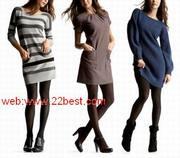 Woman sweaters, knitted sweaters, www.22best.com